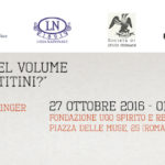 Giornata di studi in memoria di William Klinger a Roma